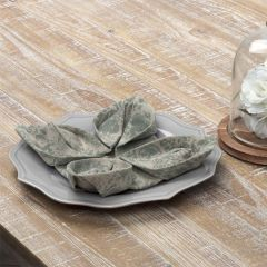 Distressed Pattern French Country Napkin Set of 6