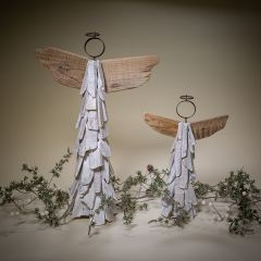 Driftwood Tabletop Angel