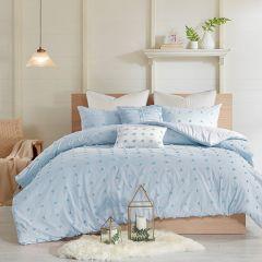 Classic Cotton Jacquard Comforter Set