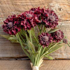 Faux Pincushion Flower Bundle