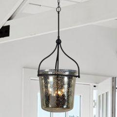 Sparkle Glass Pendant Light
