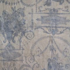 French Quarter Decorator Paper