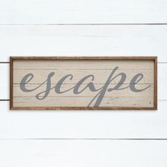 Escape Wall Art