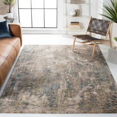 Muted Tones Area Rug