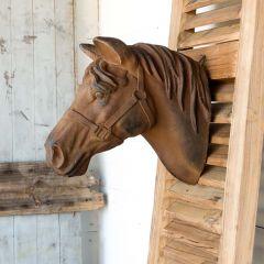 Horse Head Wall Mount