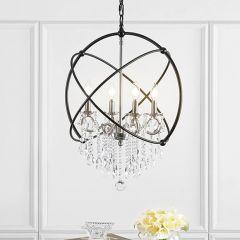Glamor Sphere Pendant Light