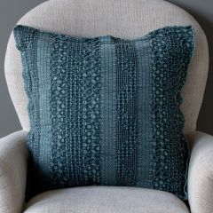 Waffle Weave Cotton Pillow