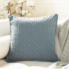 Rippled Texture Accent Pillow