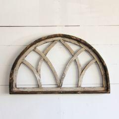 Venetian Window Frame