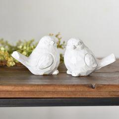Sweet Bird Figurines Set of 2