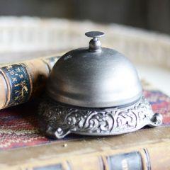 Ornate Tabletop Desk Bell