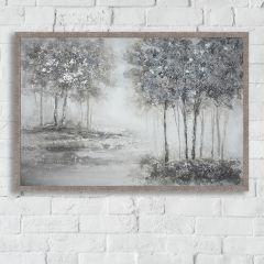 Serene Lands Canvas Wall Art