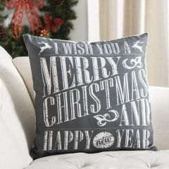 Christmas And New Year Pillow