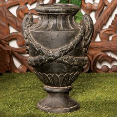 French Country Urn Vase Planter