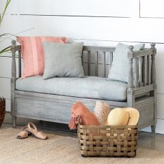 Clever Country Storage Bench