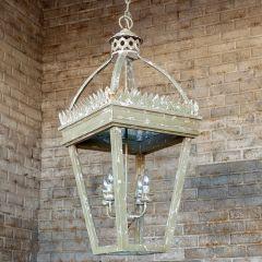 Classic Farmhouse Lantern Pendant Light