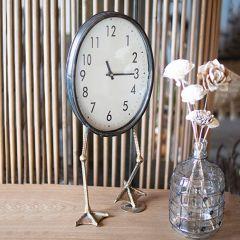 Duck Feet Table Clock