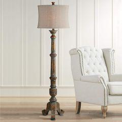 Cottage Accent Floor Lamp