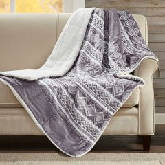 Faux Mink Throw Blanket