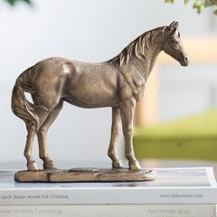 Tabletop Horse Figure