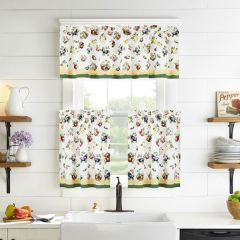Villeroy and Boch French Garden Curtain Panel