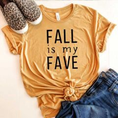 Fall Is My Fave Tee Shirt