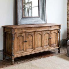 Farmhouse Bistro Sideboard Cabinet