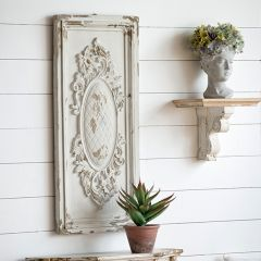 Weathered Rustic Wall Panel