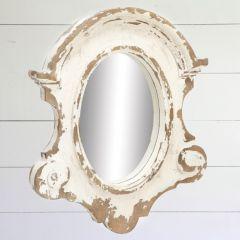 French Artisan Wall Mirror