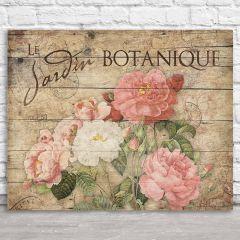French Garden Wall Art