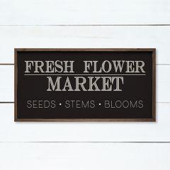 Fresh Flower Market Wall Art