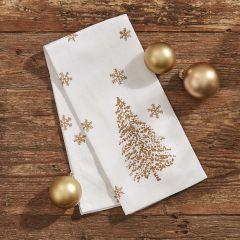 Golden Pines Dish Towel Set of 2