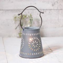 Handled Farmhouse Wax Warmer Lantern