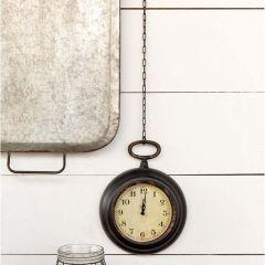 Hanging Pocket Wall Clock