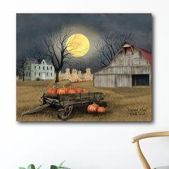 Harvest Moon Wall Art