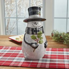 Holiday Accents Snowman Cookie Jar