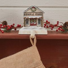 Holiday General Store Stocking Hook
