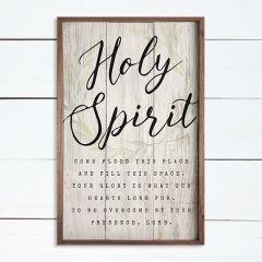 Holy Spirit Wreath Wall Art