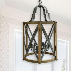 Industrial Farmhouse Hanging Pendant Lamp