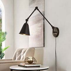 Industrial Sconce Lamp