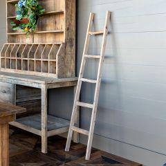 Large Wood Display Ladder