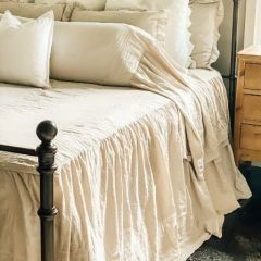 Light and Airy Bedspread Set