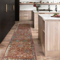 Loloi Giada Collection Terracotta/Multi Rug