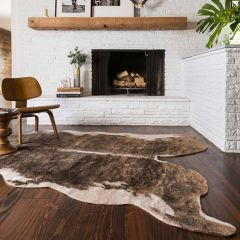 Loloi II Grand Canyon Collection Camel/Beige Area Rug