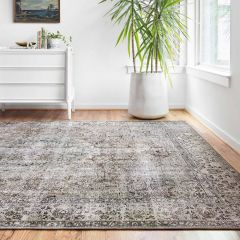 Loloi Layla Collection Taupe/Stone Rug