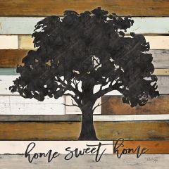 Modern Farmhouse Home Sweet Home Canvas Wall Art