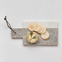 Modern Farmhouse Marble Cutting Board