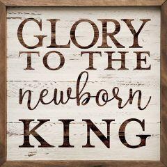 Newborn King Wall Art