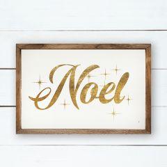 Noel Sparkle Wall Art
