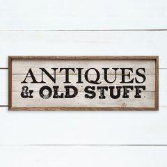 Old Stuff Wall Art